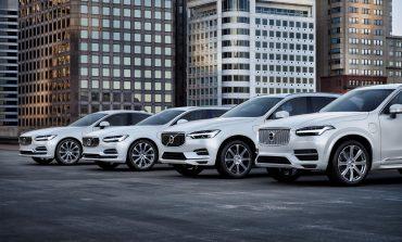 جمیع سيارات فولفو تتحول إلى كهربائية بدءاً من 2018
