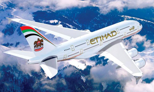 المسافرون على طيران الاتحاد بإمكانهم نفل الأجهزة الإلكترونية من أبوظبي لأميركا