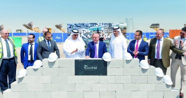 عزيزي تطلق مشروع ريفيرا بـ 12 ملياراً في مدينة محمد بن راشد