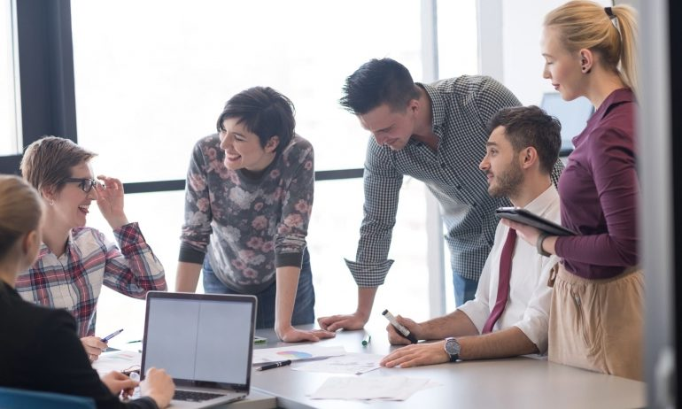 أحد أسباب النجاح أن يكون فريق عملك أكثر تنوعاً