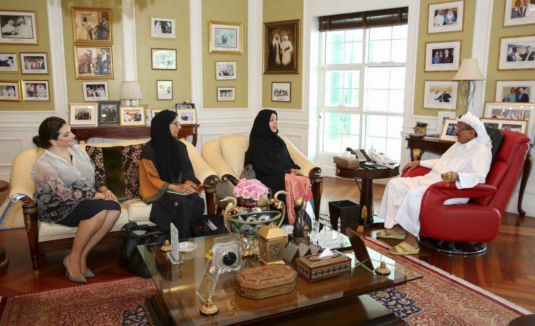 ريم الهاشمي تشرح خطط دبي لاستثمار الأرض التي سيقام عليها معرض إكسبو بعد انتهاء فعالياته