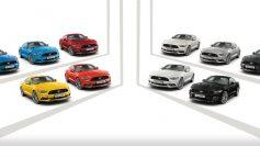 فورد تستبق أحدث صيحات ألوان السيارات قبل ظهورها بسنوات