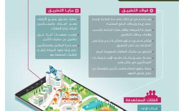 إيجاري الذكي .. تطبيق تبتكره أراضي دبي لحماية حقوق جميع الأطراف