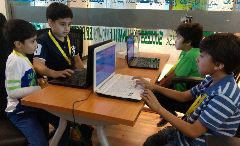 دورات لتعليم الأطفال البرمجةوهندسة الإلكترونيات في السعودية