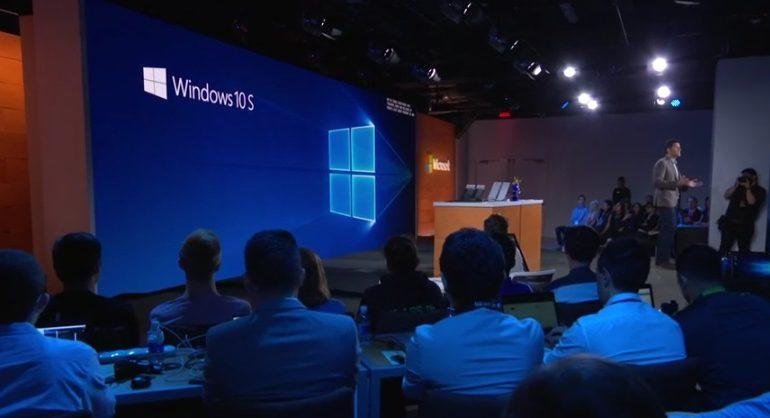 ويندوز-10 S أكثر أمناً كما تقول مايكروسوفت