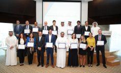 تكريم 14 مؤسسة حاصلة على علامة غرفة دبي للمسؤولية الاجتماعية