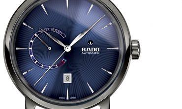 طرح ساعة DiaMaster Power Reserve من Rado