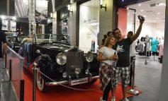 رولز-رويس موتور كارز تشارك بمعرض السيارات الكلاسيكية لعام2017  في بيروت