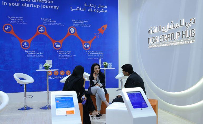 """دبي للمشاريع الناشئة""""تطلق شراكة أعمال للمشاريع الناشئة مع مؤسسات عالمية في دبي"""