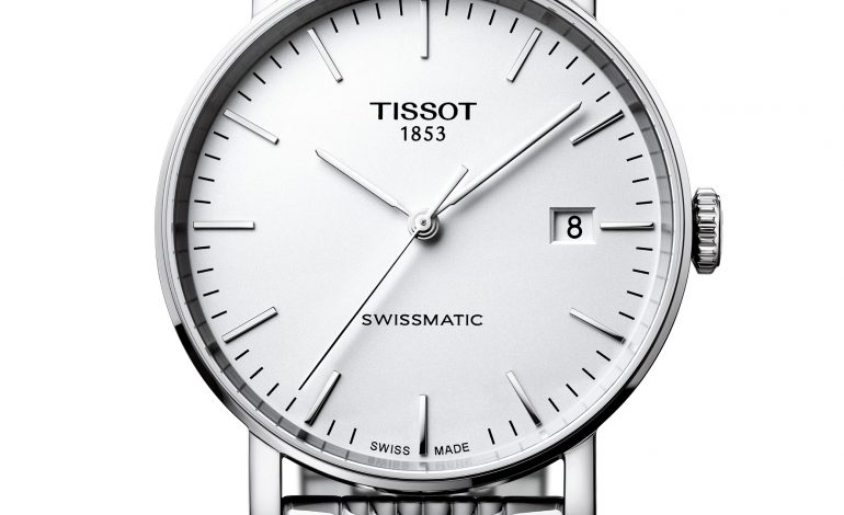 ساعة Tissot Everytime Swissmatic  طراز أوتوماتيكي