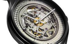 ساعة Rado True Shadow ساعة بإصدار محدود صممت بالاشتراك مع المصمم الياباني كونيهيكو موريناجا