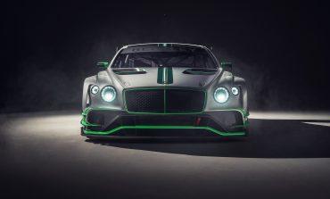 Bentley تكشف عن سيارة السباق Continental GT3 الجديدة