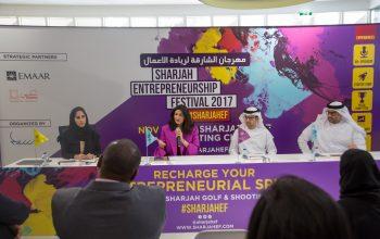 الشارقة تستضيف أبرز الشخصيات في ريادة الأعمال وتحتضن أكبر مهرجان لريادة الأعمال