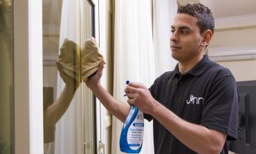چِنّي .. المصرية تسعى لرقمنة أعمال النظافة المنزلية