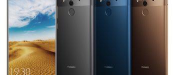 هواوي تطلق جهازها المبتكر مايت 10 برو في الإمارات معلنةً عن حقبة جديدة في مجال الهواتف الذكية