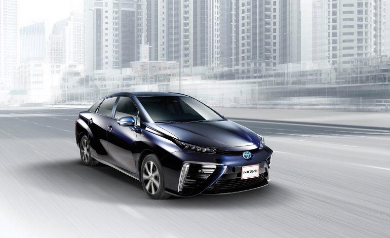 تويوتا ميراي رهان رابح للسيارات الكهربائية التي تعمل بخلايا الوقود