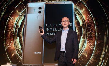 هواوي مايت 10 تتيح للعملاء تجربة هواتفمحمولة أكثر ذكاءً وسرعة