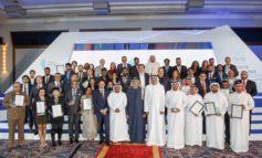 تكريم سبعة وعشرون شركة في حفل توزيع جوائز راكز لتميُّز الأعمال 2017