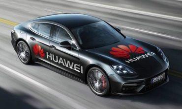 سيارة هواوي الجديدة يتحكم بها هاتف بإمكانات الذكاء الاصطناعي