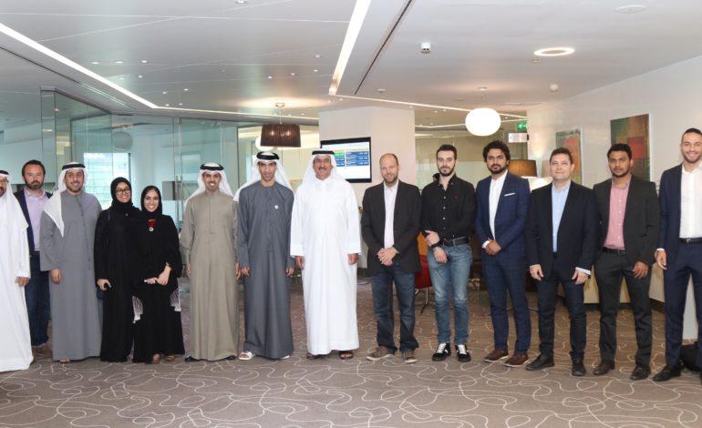 وزارة التغير المناخي والبيئة وغرفة دبي تبحثان استدامة المشاريع الناشئة