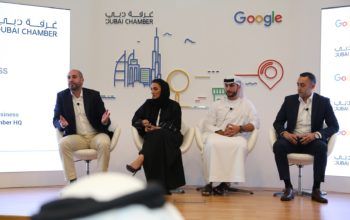 "Google وغرفة دبي يطلقان برنامج ""أعمالك أون لاين"" لمساعدة الشركات المحلية على الإنترنت"