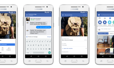 فيسبوك تطلق منصة تسوق إلكتروني بالعربية في مصر والجزائر والمغرب