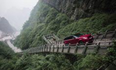 رينج روڤر سبورت جربت نفسها في الصين