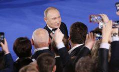بوتين رئيساً لروسيا لولاية رابعة بعد فوزه بنسبة 73،9 % ... حتى2024