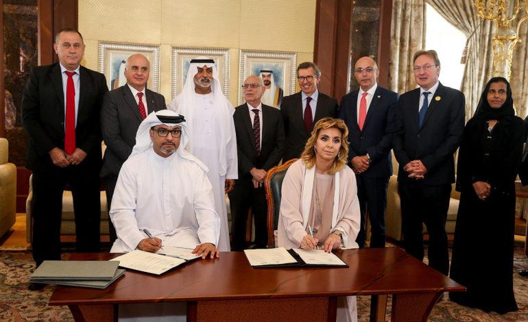 """صندوق خليفة"""" يوقع اتفاقية استراتيجية مع مجلس القيادات الجامعية"""