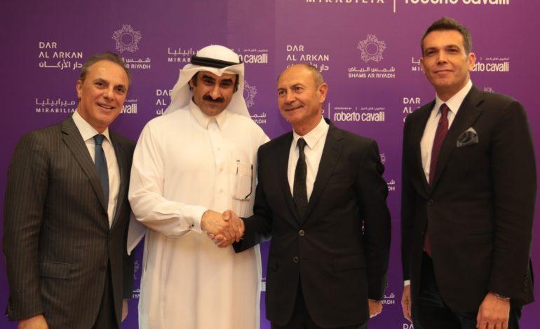 """دار الأركان"""" تطلق مشروع فلل """"ميرابيليا"""" بتكلفة 600 مليون ريال في """"شمس الرياض"""