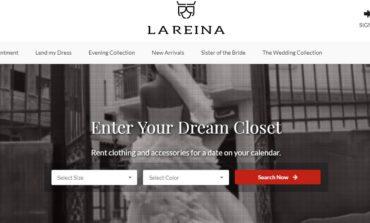 """لارينا"""" لاستئجار فساتين الزفاف والسهرة تحصل على استثمارات بقيمة مليون دولار"""