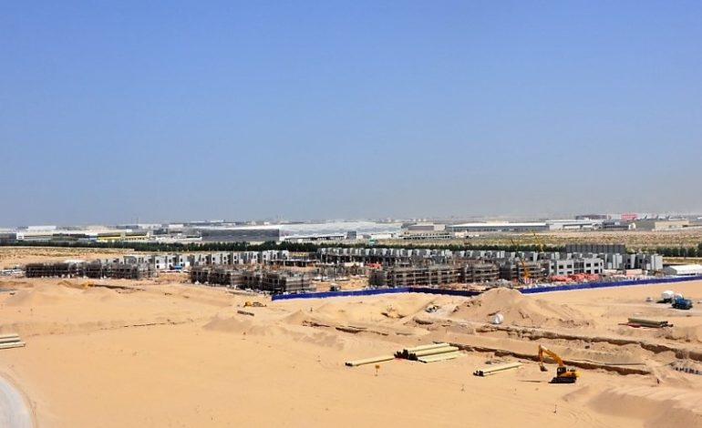 """""""إعمار الجنوب"""" يستعد لاستقبال أول سكانه على مقربة من معرض إكسبو 2020 دبي"""