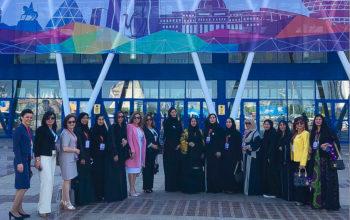 ريم بن كرم: النساء يشكلن 70٪ من جميع خريجي الجامعات في الإمارات