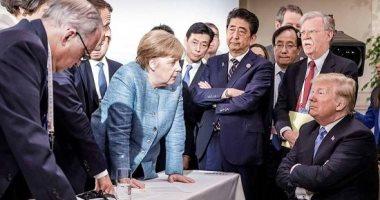 سياسة ترامب تخيف أصدقاءه الأوروبيين مع ارتفاع حدة الحرب التجارية