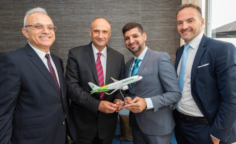 طيران السلام يُعزز أسطوله بـ 6 طائرات جديدة من طراز إيرباص A320NEO