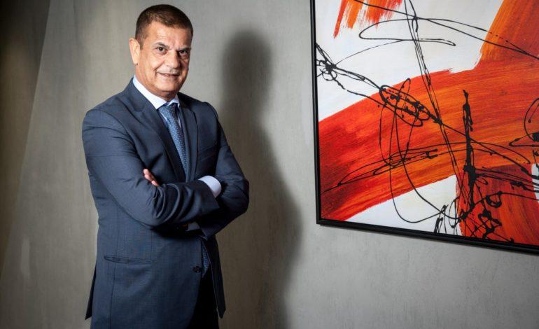 """مؤسس مول فلسطين، عماد جابر:  """"انتمائي فلسطيني والهوى إماراتي"""
