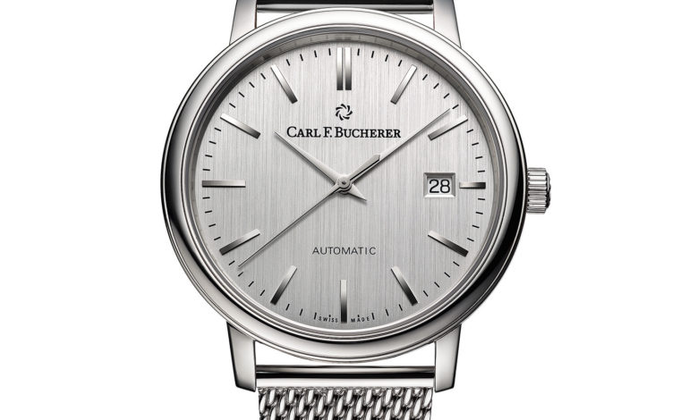 ساعة أدامافي أنيقة، خالدة، موثوقة