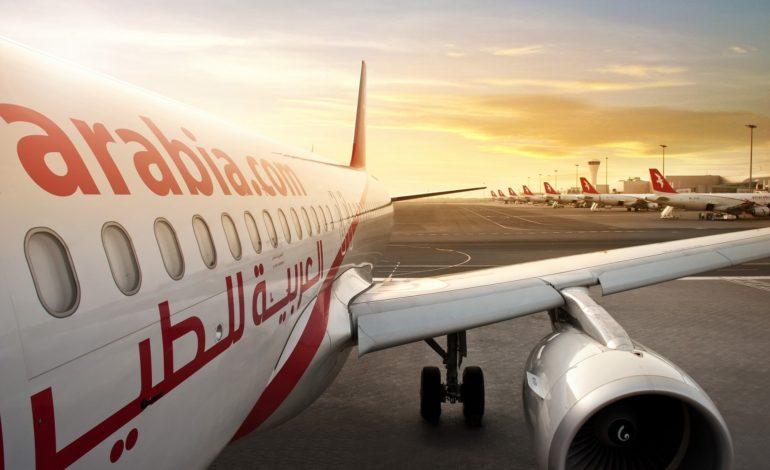 العربية للطيران تنفي تأثرها بأزمة أبراج كابيتال وتحقق 230 مليون درهم للنصف الأول