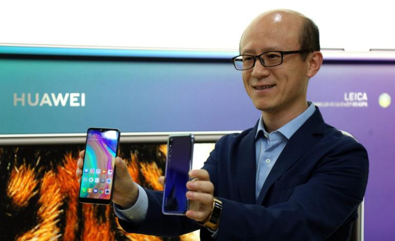 هواوي تحظى بلقب العلامة التجارية الأكثر ابتكاراً ونمواً للهواتف الذكية