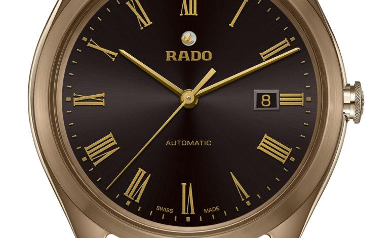 ساعة HyperChrome Ultra Light من Rado تناغم بين المتناقضات