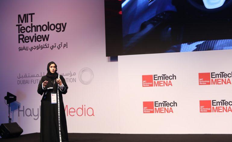 فائزون بمبادرة المبتكرين الشباب عرضوا تجاربهم الناجحة في دبي