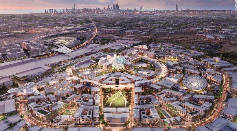 إكسبو 2020 دبييطلق برنامجاً لتدريب الشباب الإماراتي مع خبراء عالميين