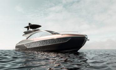 لكزس تزيح الستار عن يخت LY 650 لتنقل مفهوم الفخامة إلى سطح البحر