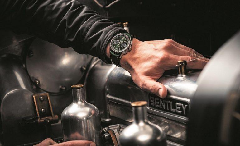 Bentley و'بريتلينغ' تنطلقان بشراكة قوية نحو المستقبل