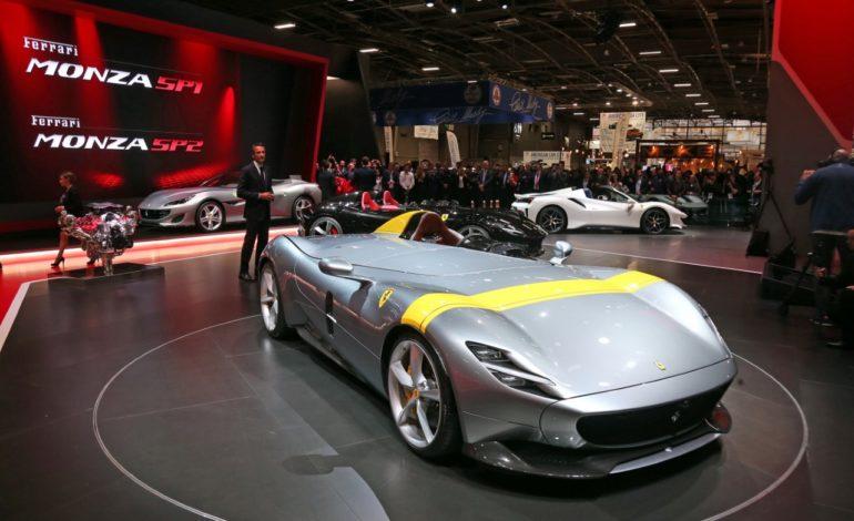 """فيراري """"مونزا"""" SP1 وSP2 – أوّل طرازين من سيارات الفئة المحدودة النسخة باسم """"إيكوني"""""""