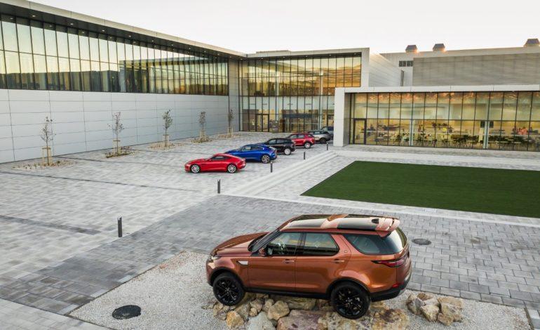 """جاكوار لاند روڤر"""" تفتتح مصنعاً بكلفة 1،4 مليار يورو في سلوفاكيا"""