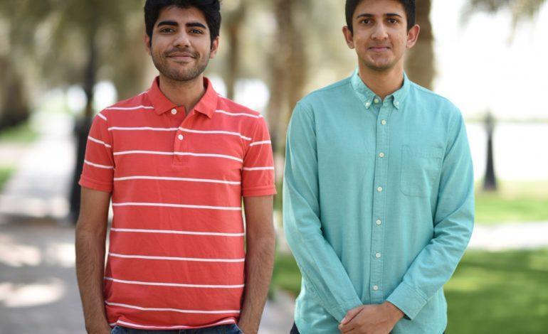 طالبان من أميركية الشارقة يفوزان بالمركز الأول عن مشروع يسهل المواصلات في المدن