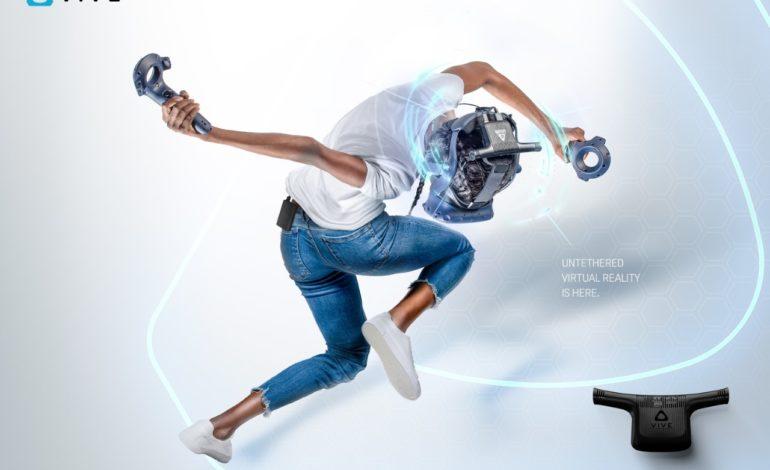 HTC Vive  نقلة نوعية في عالم أجهزة الواقع  الافتراضي اللاسلكية