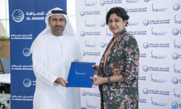 الأنصاري للصرافةوشراع يتعاونان لتعزيز الشركات الناشئة في مجال التكنولوجيا المالية في الإمارات