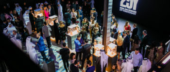 أوديمار بيغه تحتفل في دبي بالذكرى الخامسة والعشرين على إطلاق ساعتها رويال أوك أوفشور